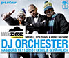 weare DJ Orchester Flyer